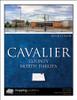 Cavalier County North Dakota 2021 Plat Book