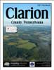Clarion County Pennsylvania 2021 Plat Book