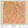 Madison County Missouri 2021 Soils Wall Map