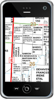 Audrain County Missouri 2014 SmartMap