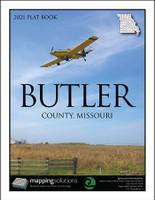 Butler County Missouri 2021 Plat Book
