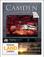 Camden County Missouri 2021 Plat Book