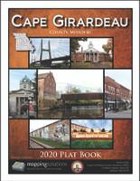 Cape Girardeau County Missouri 2020 Plat Book