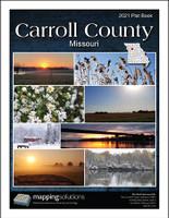 Carroll County Missouri 2021 Plat Book