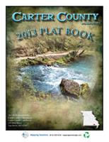 Carter County Missouri 2013 Plat Book
