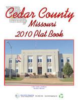 Cedar County Missouri 2010 Plat Book
