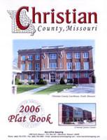 Christian County Missouri 2006 Plat Book