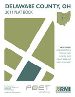 Delaware County Ohio 2011 Plat Book
