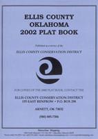 Ellis County Oklahoma 2002 Plat Book