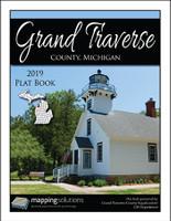 Grand Traverse County Michigan 2019 Plat Book