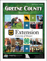 Greene County Missouri 2019 Plat Book