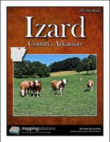 Izard County Arkansas 2021 Plat Book