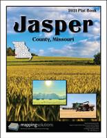 Jasper County Missouri 2021 Plat Book