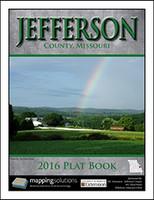 Jefferson County Missouri 2016 Plat Book