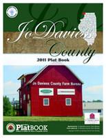 Jo Daviess Illinois 2011 Plat Book