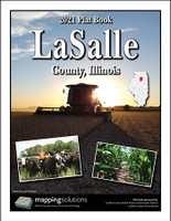 LaSalle County Illinois 2021 Plat Book