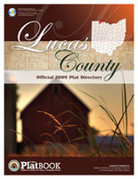 Lucas County Ohio 2009 Plat Book