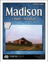 Madison County Arkansas 2020 Plat Book