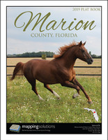 Marion County Florida 2019 Plat Book