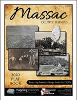 Massac County Illinois 2020 Plat Book