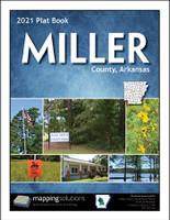 Miller County Arkansas 2021 Plat Book