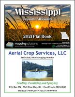 Mississippi County Missouri 2021 Plat Book