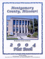 Montgomery County Missouri 2004 Plat Book