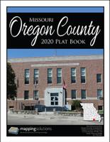 Oregon County Missouri 2020 Plat Book