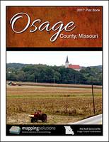 Osage County Missouri 2017 Plat Book