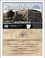 Randolph County Arkansas 2021 Plat Book