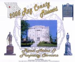 Ray County Missouri 2005 Plat Book