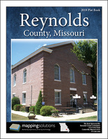 Reynolds County Missouri 2018 Plat Book