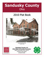 Sandusky County Ohio 2010 Plat book