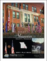 Shannon County Missouri 2021 Plat Book