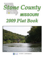 Stone County Missouri 2009 Plat Book