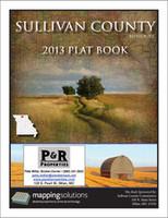 Sullivan County Missouri 2013 Plat Book