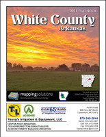 White County Arkansas 2021 Plat book