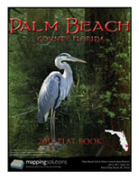 Palm Beach County Florida 2013 Plat Book