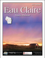 Eau Claire County Wisconsin 2021 Plat Book