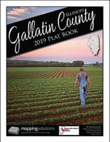 Gallatin County Illinois 2019 Plat Book