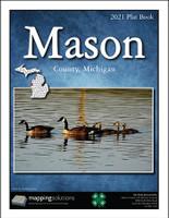 Mason County Michigan 2021 Plat Book