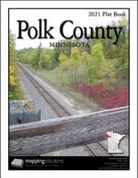 Polk County Minnesota 2021 Plat Book