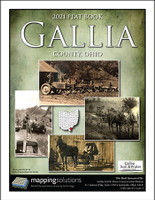 Gallia County Ohio 2021 Plat Book