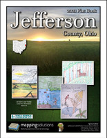 Jefferson County Ohio 2021 Plat Book