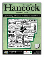 Hancock County Ohio 2020 Plat Book