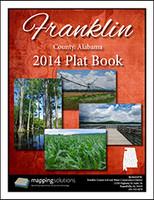 Franklin County Alabama 2014 Plat book
