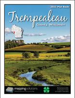 Trempealeau County Wisconsin 2021 Plat Book