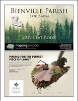 Bienville Parish Louisiana 2019 Plat Book