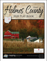 Holmes County Ohio 2020 Plat Book