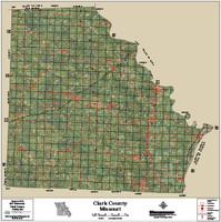 Clark County Missouri 2015 Aerial Map